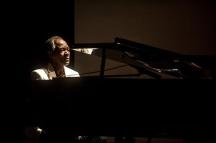 El pianista cubano Hermes de la Torre