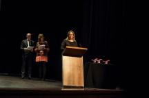 La directora general de Cultura del Gobierno de Cantabria, Marina Bolado