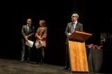 Lorenzo Ortiz, del CASYC presentó el Premio del Público de 'El Festivaluco'