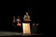 El director de la Fundación Santander Creativa presentó el Premio al Mejor Cortometraje de Ficción